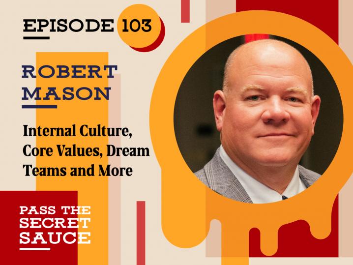 Pass the Secret Sauce Podcast